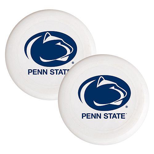 Penn State Nittany Lions 2-Pack Flying Disc Set