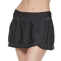 Women's ZeroXposur Faux-Wrap Skirtini Bottoms