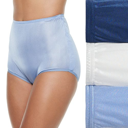 Vanity Fair Perfectly Yours Ravissant 3-Pack Briefs 15711