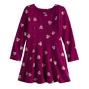 Disney's Minnie Mouse Toddler Girl Princess Seam Printed Dress by Jumping Beans®
