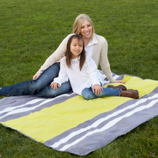 Better Living Polartec Game Day Sideline Travel Throw