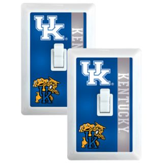 Kentucky Wildcats 2-Pack Nightlight Light Switch