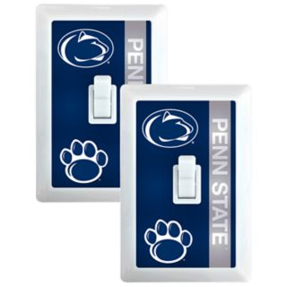 Penn State Nittany Lions 2-Pack Nightlight Light Switch