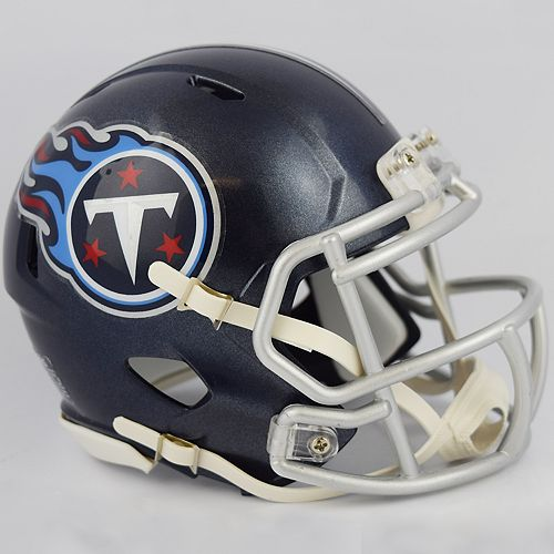 Riddell Tennessee Titans Speed Mini Replica Helmet