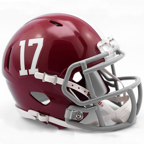 Riddell Alabama Crimson Tide Speed Mini Replica Helmet
