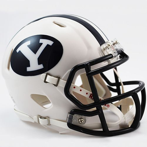 Riddell BYU Cougars Speed Mini Replica Helmet