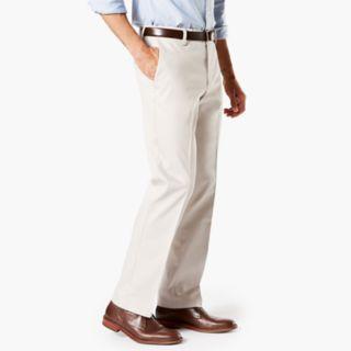 Men's Dockers® Signature Khaki Lux Straight-Fit Stretch Pants D2