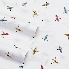 Eddie Bauer Outdoor Print Percale Sheet Set