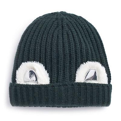 Women's SO® Soft Touch Faux Fur Ear Knit Beanie