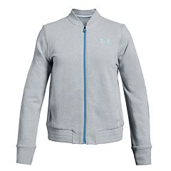 Girls 7-16 Under Armour Rival French Terry Track Jacket