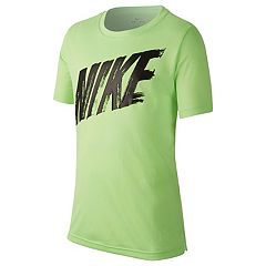 half off 77fd9 c64fd Boys 8-20 Nike Dri-FIT Training Tee