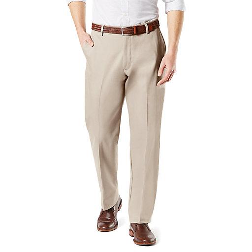 4c8d73c0 Men's Dockers® Signature Khaki Lux Classic-Fit Stretch Pants D3