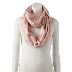 Women's Apt. 9® Diamond-Pattern Infinity Scarf