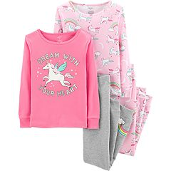 Girls 4-14 Carter's Tops & Bottoms Pajama Set