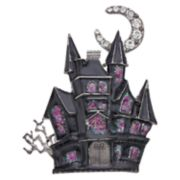 Napier Jet Haunted House Pin