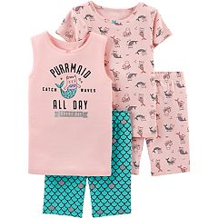ebcce1b28 Girls Carter's Kids Sleepwear, Clothing | Kohl's