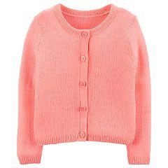 Baby Girl OshKosh B'gosh® Textured Cardigan Sweater
