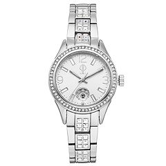Jennifer Lopez Women's Mini Marilyn Crystal Watch