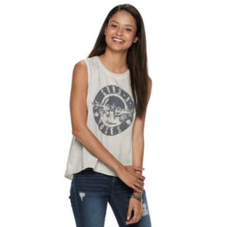 Juniors' Guns N' Roses Tank