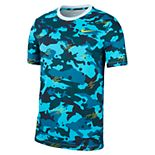 Men's Nike Dri-FIT Camo Training Tee