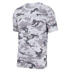 Men's Nike Dri-FIT Camo Training Tee