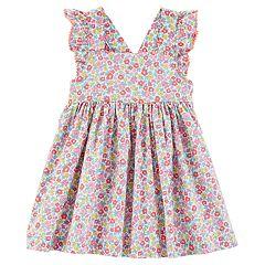 Baby Girl OshKosh B'gosh® Floral Babydoll Dress