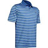 Men's Under Armour Striped Performance 2.0 Golf Polo