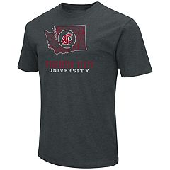 Men's Washington State Cougars State Tee