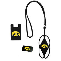 Iowa Hawkeyes Phone Accessory Pack