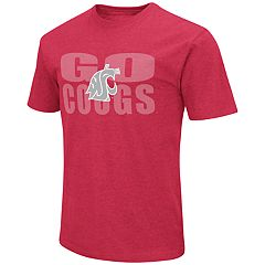 Men's Washington State Cougars Motto Tee
