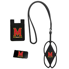 Maryland Terrapins Phone Accessory Pack