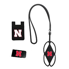 Nebraska Cornhuskers Phone Accessory Pack