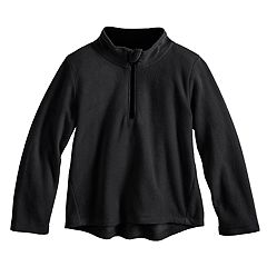 Toddler Girl Jumping Beans® 1/2 Zip Fleece Pullover