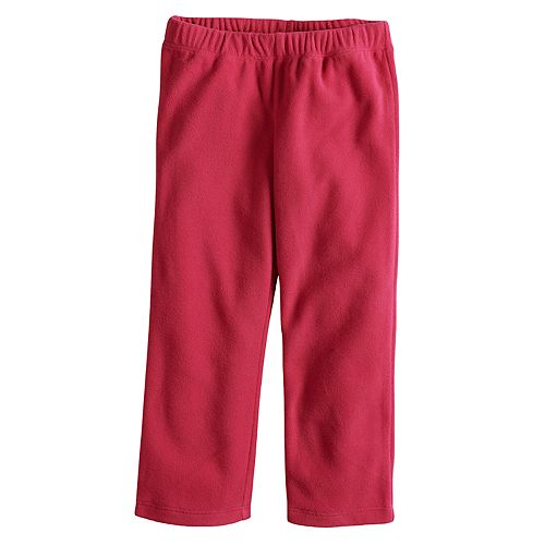 Toddler Girl Jumping Beans® Fleece Pants