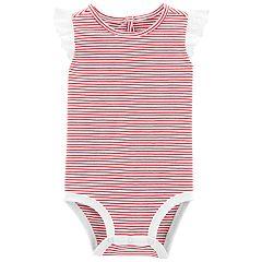 Baby Girl OshKosh B'gosh® Striped Bodysuit