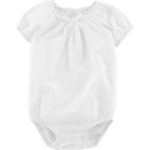 Baby Girl OshKosh B'gosh® Swiss-Dot Bodysuit