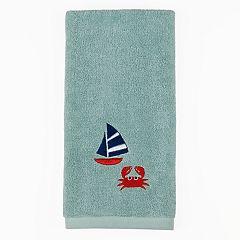 Saturday Knight, Ltd. Set Sail Hand Towel