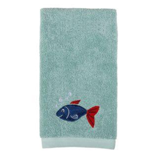 Saturday Knight, Ltd. Set Sail Fingertip Towel
