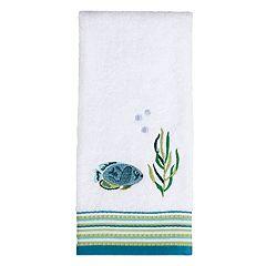 Saturday Knight, Ltd. Atlantis Hand Towel