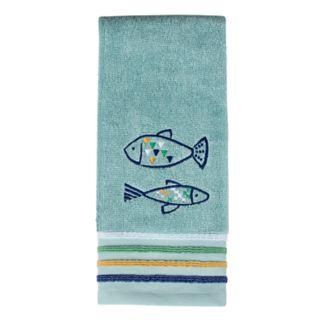 Saturday Knight, Ltd. Wave Runner Hand Towel