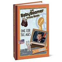 The Baby Boomer Trivia Book by Red-Letter Press