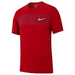 Men's Nike Dri Grid Training Tee