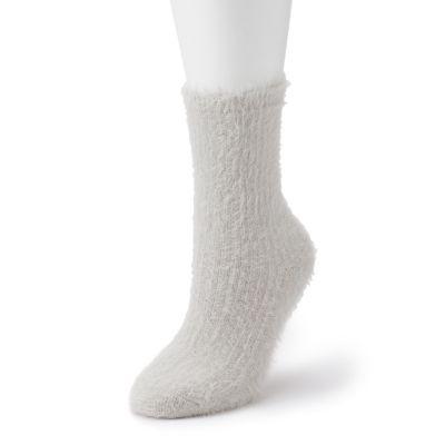 Women's LC Lauren Conrad Feather Crew Socks