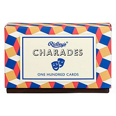 Ridley's Charades Game