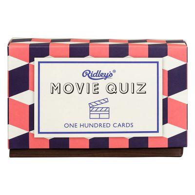 Ridley's Movie Quiz Game