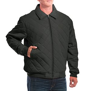 Big & Tall Franchise Club 1728 Clima Quilted Jacket