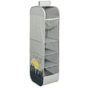 Honey-Can-Do Kids Collection Adventure Hanging Closet Organizer