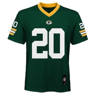 Boys 8-20 Green Bay Packers Kevin King Jersey