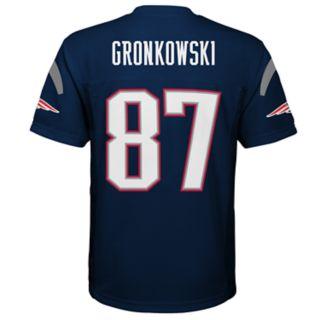 Boys 8-20 New EnglandPatriots Rob Gronkowski Jersey