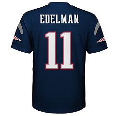 Boys 8-20 New England Patriots Julian Edelman Jersey